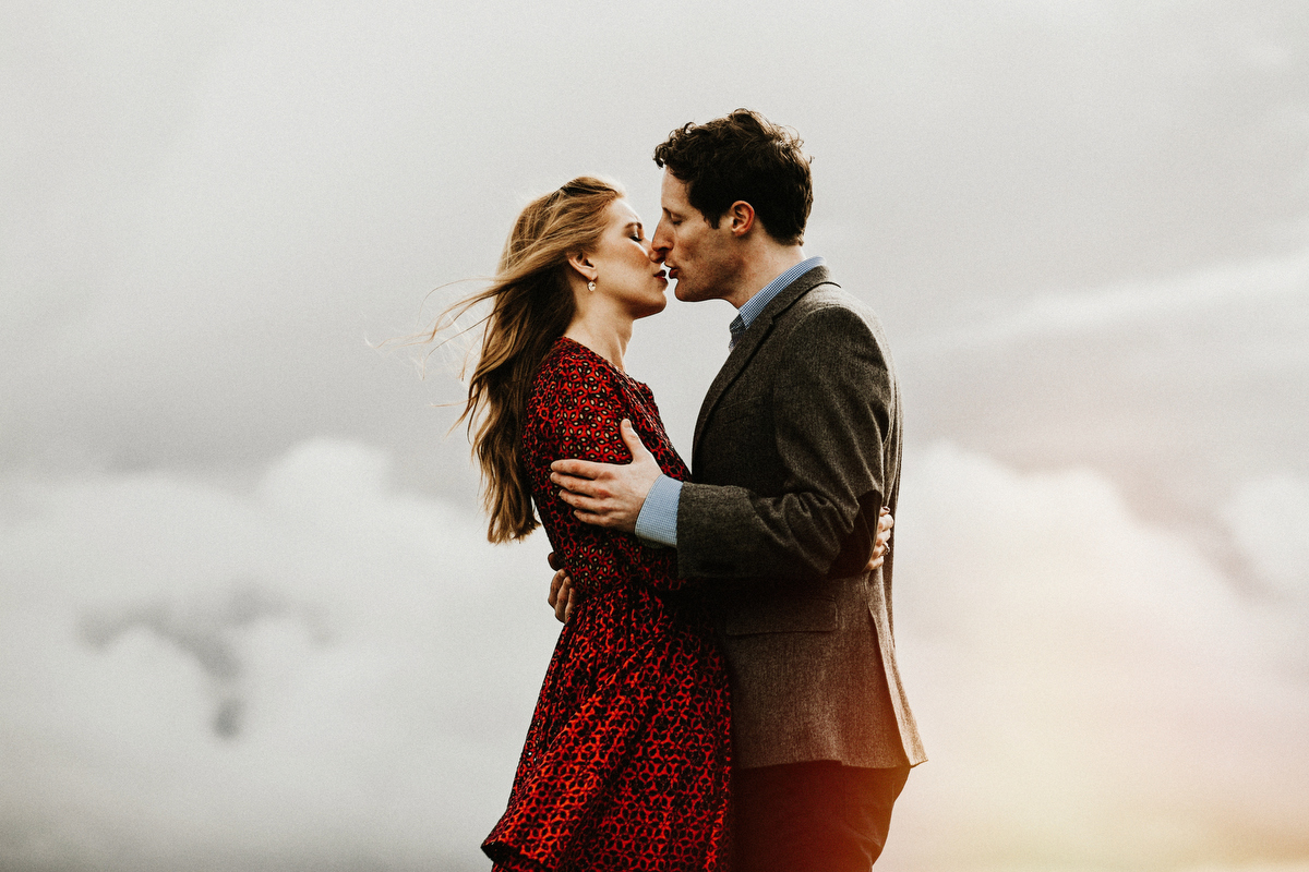 Brendan & Catriona's Clare Island Engagement Session