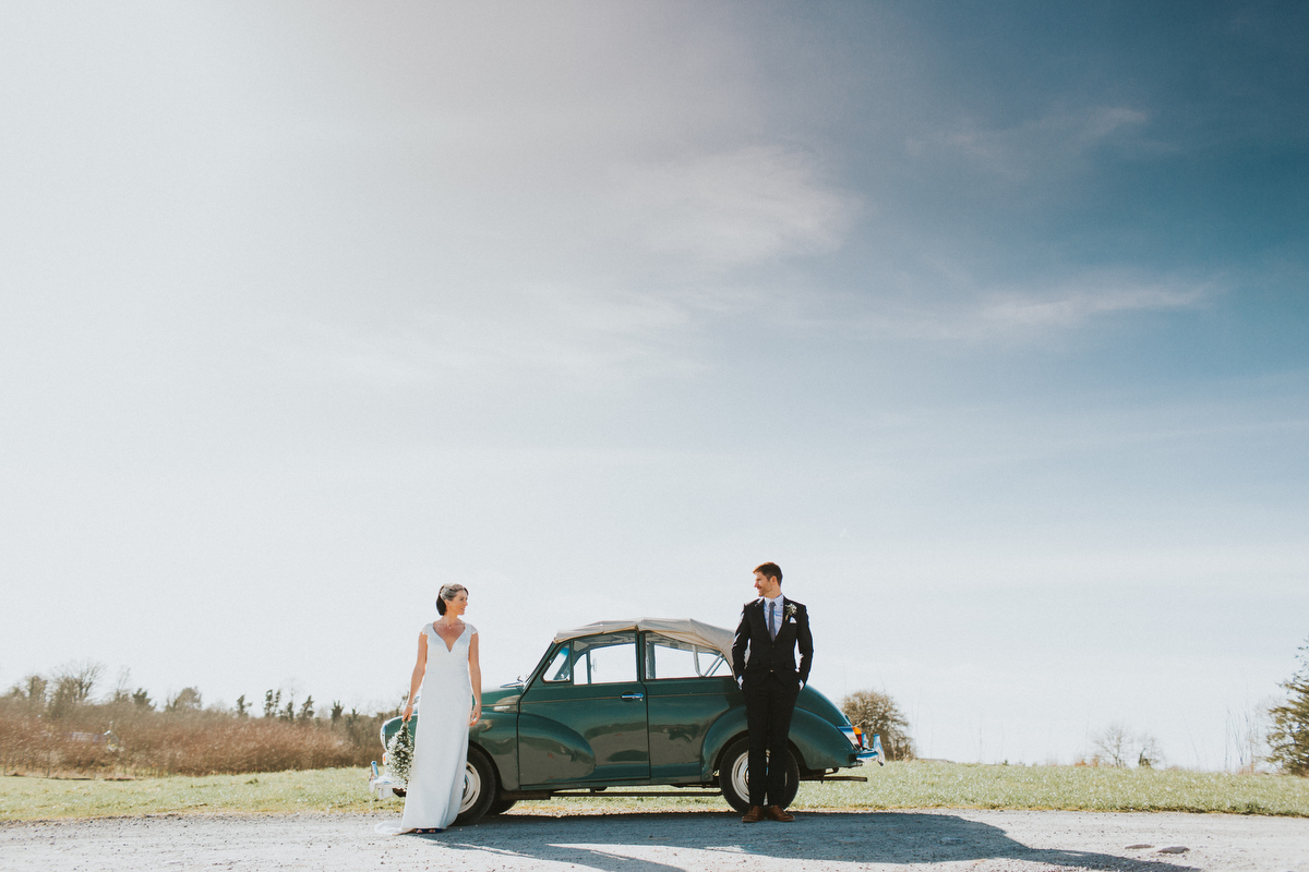 Maria and Jon's alternative wedding at Mount Druid photographed by Rubistyle.