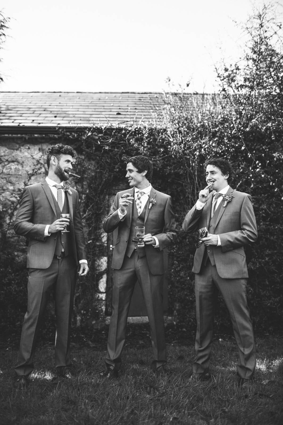 Photos of Sarah & Malcolm's wedding at Mount Druid taken by Rubistyle.