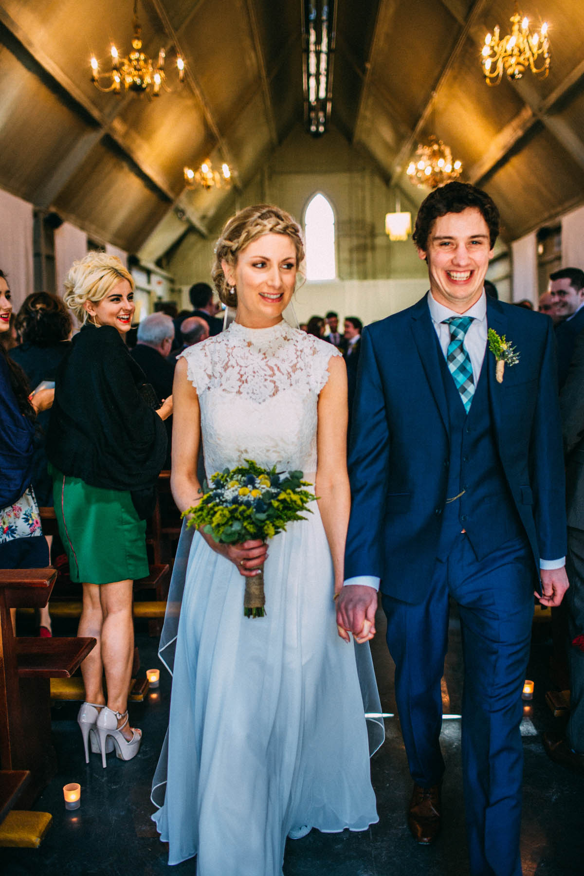 Photos of Sarah & Malcolm's wedding at Mount Druid taken by Rubistyle.